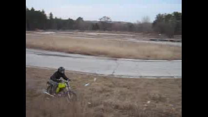 Опасен Скок С Мотор Част 2