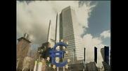 ЕЦБ понижи рекордно основния лихвен процент в еврозоната