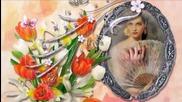Цветя и красиви момичета музика Ernesto Cortazar