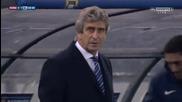 Рома 0:2 Манчестър Сити (10.12.2014)