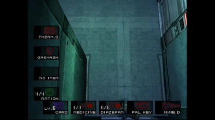 Metal Gear Solid part 12
