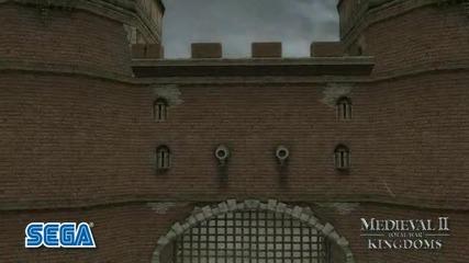 Medieval 2 Total War Kingdoms Teutonic Campain Trailer