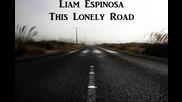 Liam Espinosa - This Lonely Road (превод)