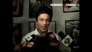 Shah Rukh Khan at Daboo Ratnani s 2011 Bollywood calendar launch