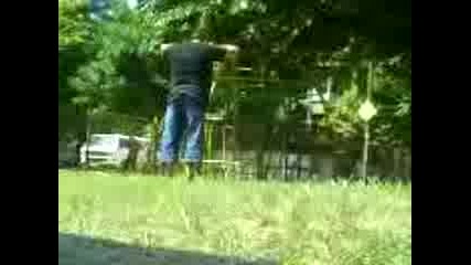 Stungo-Backflip