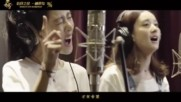 Zhang pichen zhao liying - hope . надявам се ( Princess Agents opening )