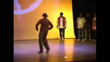 Най - добрият танцьор в света Много Яко