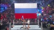 Русев срещу Джак Суагър - мач с флагове - Лятно Тръшване 2014