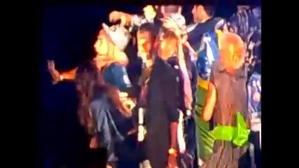 Lady Gaga - Cake Like - Rio de Janeiro (the Btw Ball)