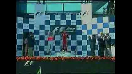 Kimi Raikkonen In Ferrari