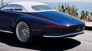 Video Mercedes - Maybach 6 Cabriolet full Hd