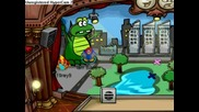 Club Penguin - Super Hero
