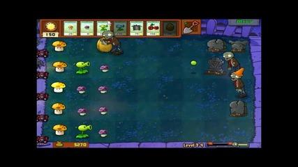 Plants vs. Zombies: Епизод 4 - Забравих Бомбата