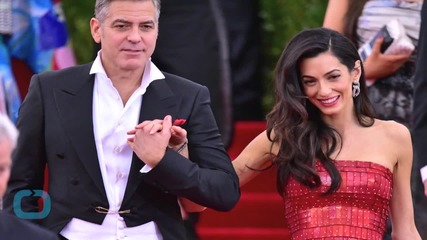 George Clooney Spent Months Wooing Amal Alamuddin