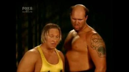 Jesse&Festus за WWE Divas