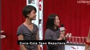 Tokio Hotel - Mtv Video Music Aid Japan - interview (25.06.2011)