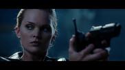 Трите Хикса 2 / Сцени със злодейката Чарли Мейуетър