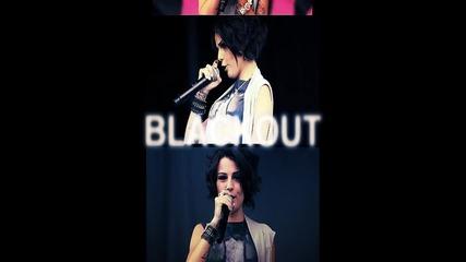 blackout # cher
