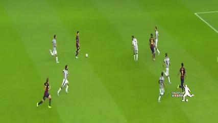 Барселона - Ювентус 3:1 2015 Всички голове