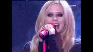 Avril Lavigne - When Youre Gone Live