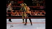Goldust vs. Justin Credible - Wwe Heat 28.07.2002