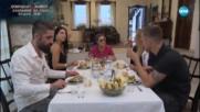 Кристина Патрашкова посреща гости в Черешката на тортата (05.09.2018)