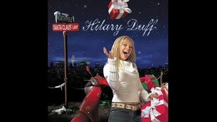 Hilary Duff - Коледна Песничка