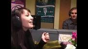 Десислава на рождения ден на Сигнал плюс (14.12.2009)