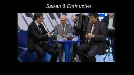 Saban Saulic i Emir 2008 - Idu dani majko (a Sto Da Ne Show) от Saban Saulic