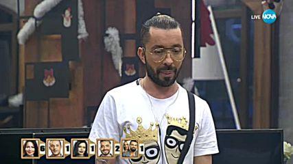 Номинациите на Wosh MC, Цецо и Никита - Big Brother: Most Wanted 2018