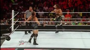 Rob Van Dam vs. Seth Rollins: Raw, June 23, 2014