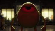 Емоциите на Pixar