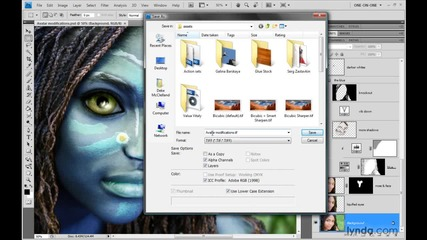 Photoshop Top 40, Feature #01 - Open and Save