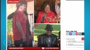 Michael Jackson's Son Prince -- Grandma & Grandpa Reunite for Graduation Party