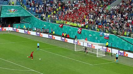 Швейцария - Испания 2:4 /репортаж/
