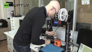 This 3D Printer Could Allow Astronauts to Print ISS Components in Space