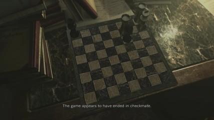 Resident Evil 0 - част 7 - Първа рицаркса врата