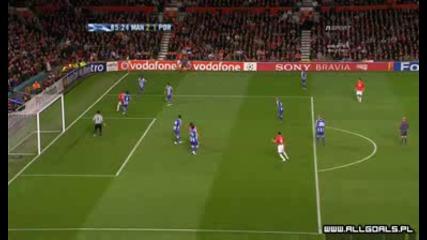 Carlos Tevez goal vs. Porto