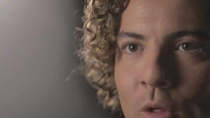 David Bisbal - Si Crees En Algo Hazlo Teaser