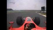 M. Schumacher Onboard China 2006