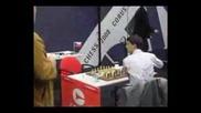 Иван Чепаринов Отказва Да Се Ръкостиска С Найджъл Шорт