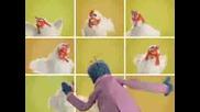 Хор На Пеещите Кокошки! Смях До Дупка!