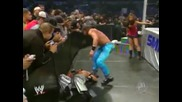 Рей Мистерио и Батиста срещу М Н М : Разбиване 12.16.05