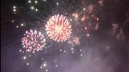 България празнува! Фойерверките за Нова Година!
