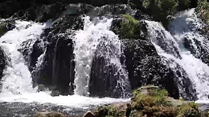 Водопад Докузак – вода от девет извора