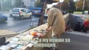 Мъжът който продава детска кукла