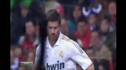 Реал Мадрид - Расинг Сантандер 4-0 18.02.2012