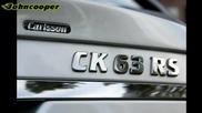 Mercedes w218 Ck63 Rs Carlsson