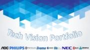 Tech Vision / Тех Вижън Представя Продукти и Услуги 2017 Година