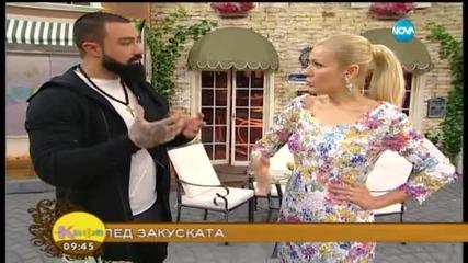 """""""На кафе"""" с Ники Китаеца (05.02.2015г.)"""